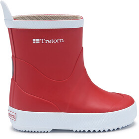 Tretorn Kids Wings Rubber Boots Red